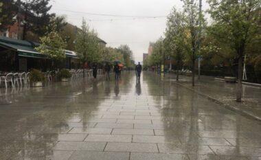 Fundjavë me shi në Kosovë