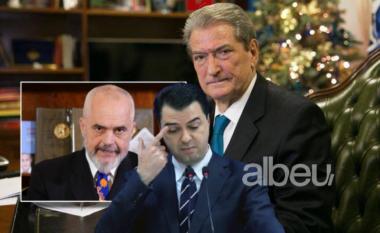 """Basha e përjashtoi nga PD, Rama u jep porosinë socialistëve për t'i dhënë """"fund"""" Berishës në Kuvend"""