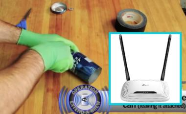 Si ta forconi WiFi-në? (VIDEO)