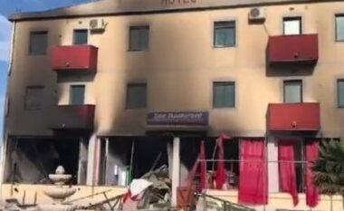 Dikujt i shpërthen bombla në lokal dhe tjetri i vendos flakën shtëpisë, Durrësi nuk gjen qetësi