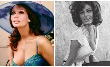 Sophia Loren feston ditëlindjen, sa vjeç mbushi ikona e kinematografisë botërore (FOTO LAJM)