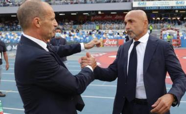 Spalletti-Allegri, përplasje pas Napoli-Juventus