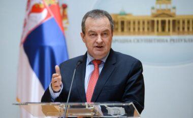 """""""Duan spastrimin etnik të serbëve"""", kryetari i Kuvendit Daçiç reagon mbi reciprocitetin e targave"""