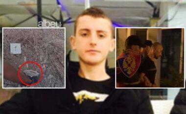 Vrau 25-vjeçarin e armën e groposi në oborr, autori tenton vetëvrasjen në burg