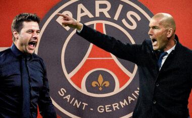 PSG gjithmonë mendon për Zidane