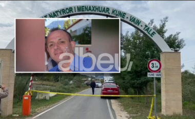 Vrasja e oficerit të Policisë në Lezhë, dalin fotografitë e tij dhe personit të dyshuar (FOTO LAJM)