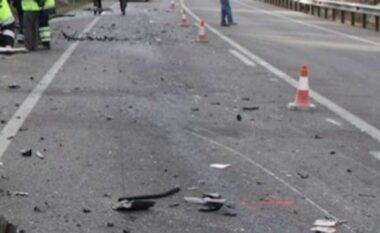 Aksident në Elbasan- Peqin, lëndohen 4 persona