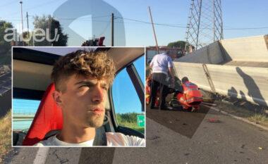 Aksident tragjik! 21-vjeçari shqiptar vdes në rrugët e Italisë (FOTO LAJM)