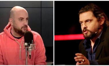 Kritikoi publikisht albumin e Elhaida Danit, Alban Kondi i përgjigjet Elton Dedës: Emrin ta dëgjoj vetëm nga komentet për punët e të tjerve