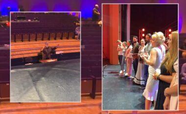 VIDEO/ Të mëdhenjtë e Operas në skenë nën dirigjimin e Placido Domingos: Albeu.com nxjerr pamjet nga prova gjenerale