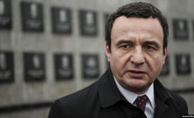 Situata e agravuar në veri, Albin Kurti thërret mbledhjen e Këshillit të Sigurisë Kombëtare