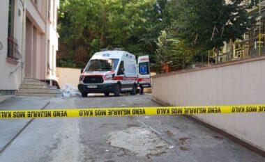 E FUNDIT/ Bien nga lartësia, humbin jetën dy persona në Tiranë