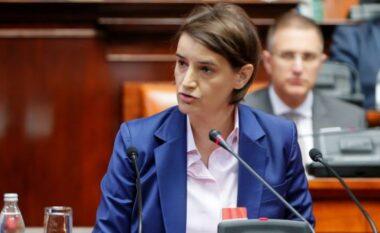 Brnabiç: BE po bën pak ose fare për situatën në Kosovë