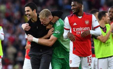 Arsenali i jep leksion Tottenhamit, i mjaftojnë 45 minutat e para për të siguruar fitoren (VIDEO)