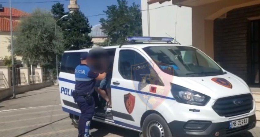 U kapën me heroinë në makinë, policia arreston dy persona në Tiranë