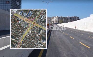 Hapet tuneli i fundit te sheshi Shqiponja, ARRSH: Si do të ndryshojë lëvizja e mjeteve