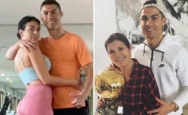 Nëna e Ronaldos kundërshton përçarjen me Georginën: CR7 do të luajë deri në moshën 40-vjeçare