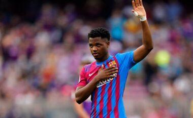 Barcelona rikthehet te fitorja në kampionat, mposht pa vuajtje Levanten (VIDEO)