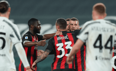 Formacionet e mundshme: Fundjava rezervon supersfidën Juve-Milan (FOTO LAJM)
