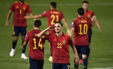 Spanja, Gjermania dhe Polonia me fitore të thella (VIDEO)