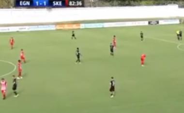 Egnatia-Skëndërbeu, dueli përfundon me barazim dhe tensione në fushë (VIDEO)
