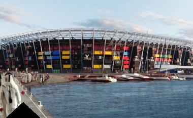 Stadiume unike në Katar për Botërorin 2022 (VIDEO)