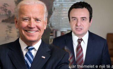 Nëntori çon Kurtin në SHBA: Kam qenë i vetmi që mbështeta Biden pa kushte që të fitonte