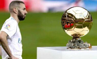 """Treni i fundit për """"Topin e Artë"""", numrat flasim në favor të Karim Benzema"""