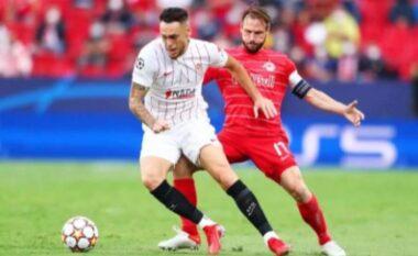 Plot 4 penallti, Salazburg befason Sevillan (VIDEO)