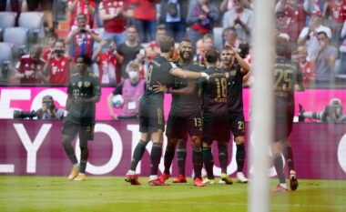 """Bayerni """"shkërrmoq"""" Bochum, kap kreun e tabelës (VIDEO)"""