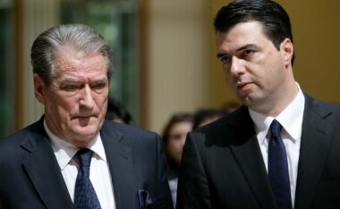 """""""Nuk ia mohoj meritat"""", Sali Berisha zbulon përplasjen me Bashën: I kërkova dorëheqjen!"""
