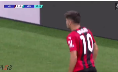 Milani më në fund zhbllokon rezultatin përballë Venezias (VIDEO)