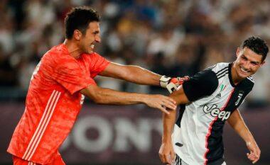Transferimi i Ronaldos te Man United, Buffon: Me të drejtë mendoi për veten e tij