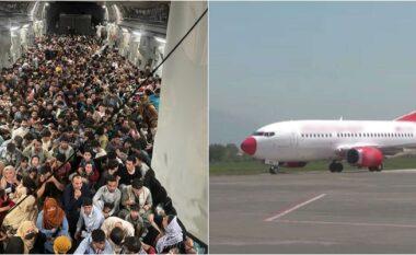 Zbulohet incidenti me afganët në Shqipëri: Një avion plot refugjatë u ndalua të ulej në Rinas?