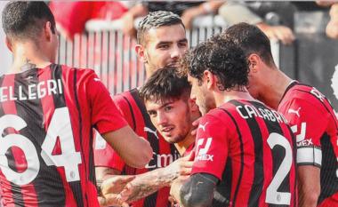 """Diaz vazhdon të bëjë heroin për Milanin, i jep """"kuqezinjve"""" fitoren në minutat e fundit ndaj Spezias (VIDEO)"""