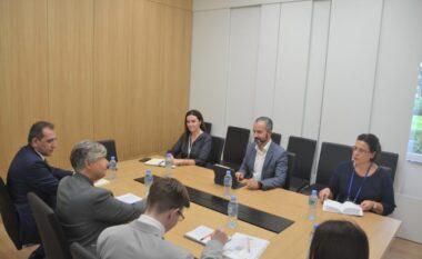 Celibashi mirëpret delegacionin e OSBE/ODIHR: Mirënjohje për vlerësimet realiste për aktivitetin e KQZ (FOTO LAJM)