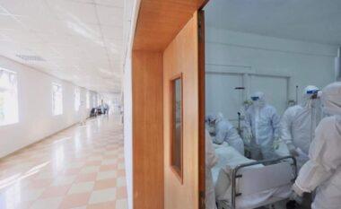 """Dy ditë më parë u hap """"Covid 3"""", sa pacientë ndodhen të shtruar në spitale"""