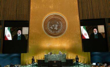 """Presidenti iranian kritikon ashpër Biden: Botës nuk i intereson më slogani """"Amerika e Para"""""""