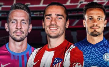 Griezmann, de Jong dhe Saul: Zyrtarizohen nga klubet 3 transferimet e minutave të fundit (FOTO LAJM)