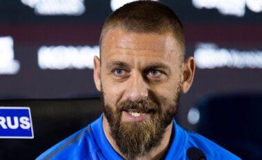 De Rossi drejt postit të trajnerit, skuadra e Serie A e dëshiron në stol