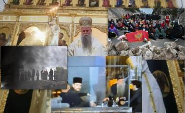 """""""Kurorëzimi i kryepeshkopit të ri serb"""", këndohet: Tradhëtia e Abazoviç ndaj shqiptarëve (VIDEO)"""