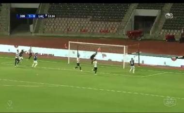 Zhbllokohet sfida, Dinamo befason Laçin (VIDEO)