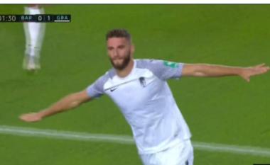 Befasohet Barcelona, Granada zhbllokon shpejt rezultatin (VIDEO)