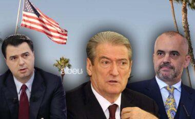 Për Ramën apo Berishën? Basha mbledh demokratët në selinë blu dhe jep porosinë e fundit