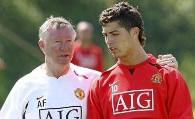 """Rikthimi i Ronaldos në """"Old Trafford"""", flet më në fund Ferguson"""