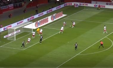 Shqipëria dehet nga goli, Polonia na shënon sërish (VIDEO)