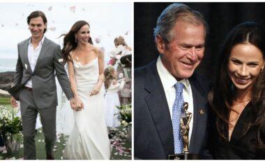 Po e mbante të fshehtë, vajza e George Bush bëhet nënë për herë të parë (FOTO LAJM)