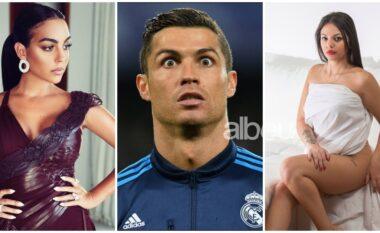 Ronaldo ka tradhtuar Georginën? Modelja i thotë të gjitha: Si përfunduam në krevat (FOTO LAJM)