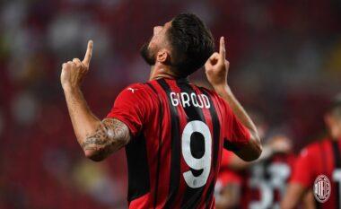 Milani merr lajmin e mirë para ndeshjes me Lazion, Giroud negativ me Covid-19