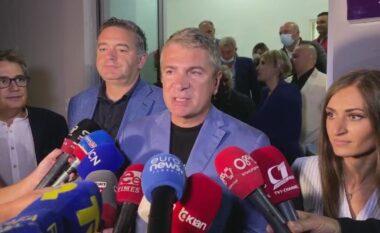"""Gjiknuri mbledh PS në Shkodër dhe """"i shtrin dorën"""" Lulzim Bashës: Gati për dialog!"""